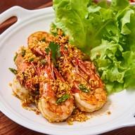 Shrimp issue