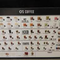 เมนู O's COFFEE Union mall