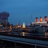 บรรยากาศ Tokyo Disneysea