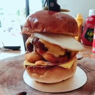 เมนูของร้าน Burger Lab นครสวรรค์