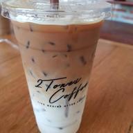 เมนูของร้าน 2 Tones Coffee