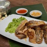 เมนูของร้าน อาหารไทย เพื่อนรัก ราชเทวี