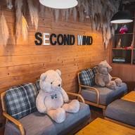บรรยากาศ Second Wind Café&chill Out