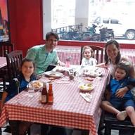 บรรยากาศ Rose's RoadHouse & New york style pizza in Chiang Mai