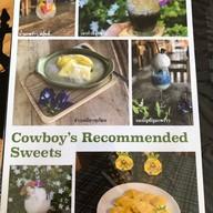 เมนู Cowboy Cafe