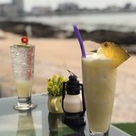 เมนูของร้าน BlueFin Beach Bar & Restaurant
