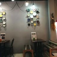 บรรยากาศ La Pine dessert&cafe' กัลปพฤกษ์