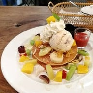 เมนูของร้าน La Pine dessert&cafe' กัลปพฤกษ์