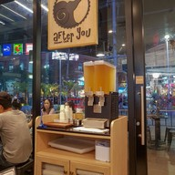 เมนูของร้าน After You Dessert Cafe Central Patong