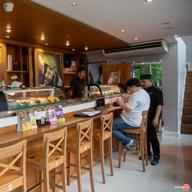บรรยากาศ Hotei Sushi  Tc-Green Condo Rama9