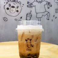 เมนูของร้าน CiliC Tea - premium bubble & cream cheese tea shop อาคารจามจุรีสแควร์