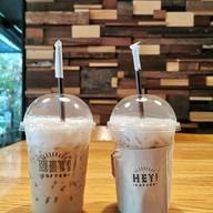 เมนูของร้าน The Hey! 53 Coffee & Kitchen พระราม 9