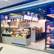 หน้าร้าน Sushi Ichiba MRT เพชรบุรี ทางออก 2
