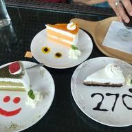 เมนูของร้าน 270 Coffee Restaurant and Resort