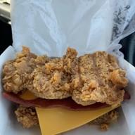 เมนูของร้าน KFC โลตัส คลองหลวง
