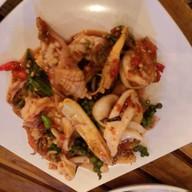 เมนูของร้าน Jones' Salad Bangsaen