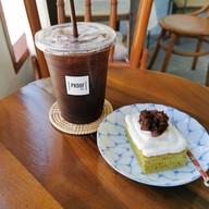 เมนูของร้าน Proof Cafe