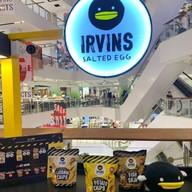 บรรยากาศ IRVINS Salted Egg เซ็นทรัลเวิลด์