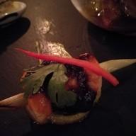 หอยเชลล์กอและ Avocado Black Diamond Scallops##1