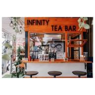 บรรยากาศ Infinity Tea Bar (อินฟินิตี ที บาร์)