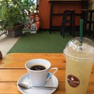 เมนูของร้าน Me Coffee