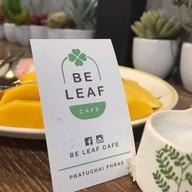 หน้าร้าน Be Leaf Cafe