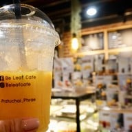 เมนูของร้าน Be Leaf Cafe