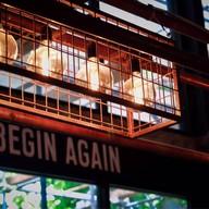 บรรยากาศ BEGIN AGAIN Cafe'