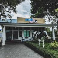 หน้าร้าน สหกรณ์โคนมหนองโพ (แดรี่ ฮัท)