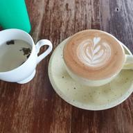 เมนูของร้าน บ้านยาย กาแฟ
