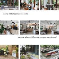 บรรยากาศ The Peace Cafe x Hostel