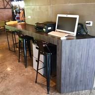 บรรยากาศ HYDE Cafe Siam Square One ชั้น 7