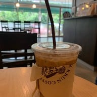 เมนูของร้าน Hom Krun Coffee สถาบันเอไอที