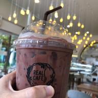 เมนูของร้าน Real Cafe