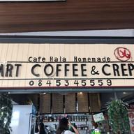 art coffee & crepe วังหลัง
