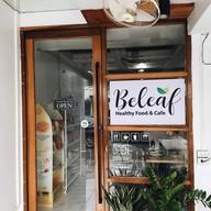 หน้าร้าน Beleaf Healthy Cafe วิภาวดีรังสิต 22
