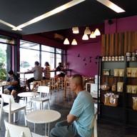 บรรยากาศ Krutid Coffee สาขาอนุบาล