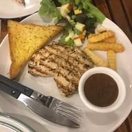 เมนูของร้าน Eat Steak And Salad