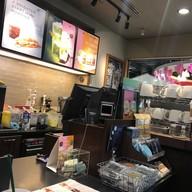 บรรยากาศ Starbucks โรงแรมแกรนด์ไชน่า