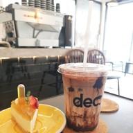 เมนูของร้าน December Cafe' (คาเฟ่เด๊กซ์)
