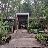 บรรยากาศ Cafe de' Forest สำนักงานป่าไม้
