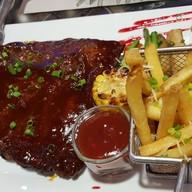 เมนูของร้าน Hungry Wolf's Steak & Ale House