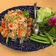 เมนูของร้าน Aoywaan Riverside Thai cuisine