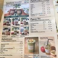 เมนู Lemon Farm Cafe สาขาชิดลม