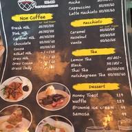 เมนู Monday Cafe' & Restaurant