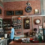 บรรยากาศ Old Town Cafe