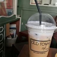 เมนูของร้าน Old Town Cafe
