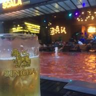 บรรยากาศ Scala Dinner Bangsan Beach