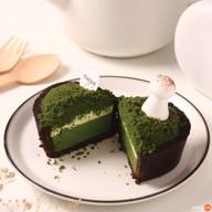 Greentea Custard Tart