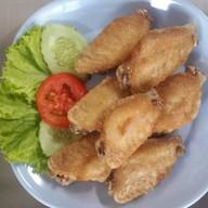 เมนูของร้าน ข้าวต้มปลาลุงระ